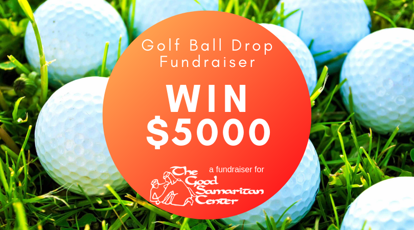 Golf Ball Drop Fundraiser - Win $5000